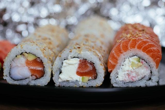hemlagad sushi